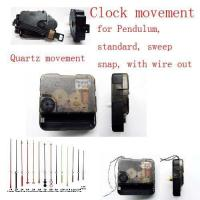 China Clock movement and clock hands wholesale