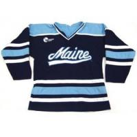 China Recommend Product Embroidery & tackle twill hockey jerseys on sale