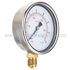 China Liquid Filled Gauges 600 Series