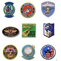 Lapel Pins EmbroideryPatches Manufactures