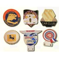 Buy cheap Lapel Pins GrilleBadges from wholesalers