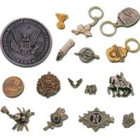 Buy cheap Lapel Pins Pewter&ZincAlloy from wholesalers