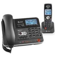 AT&T See details AT&T TL74108 5.8 GHz Digital Corded/Cordless Telephone with Answering System and Caller ID Manufactures
