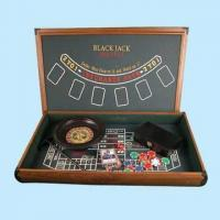 China Casino Game sets on sale