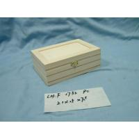 WOODEN BOXS Wooden BoxModel:CH.F1732 PCSSpecification:21x15x H7.5 cm Model :CH.F1732 PCS  Specification :21x15x H7.5 cm Manufactures
