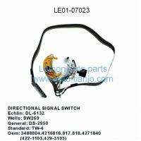 Buy cheap Products:LE01-07023 Directional signal switch for from wholesalers