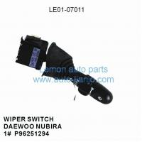 Buy cheap Products:LE01-07011 Wiper switch for DAEWOO NUBIR from wholesalers