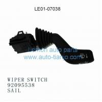 Quality Products:LE01-07038 Wiper switch for SAIL for sale