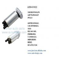 Quality Products:LE06-01022 electric fuel pump for V.W SE for sale