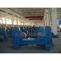 Buy cheap 100tons PU roller welding rotator from wholesalers