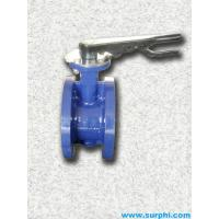 AWWA Flanged Butterfly Valve Manufactures