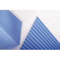 China Corrugated Polycarbonate Sheets on sale