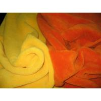 Buy cheap Knitted fabric coral velvet fleece from wholesalers