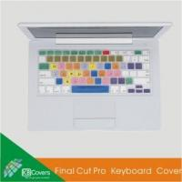 China Final Cut Pro Keyboard Covers(transparent) on sale