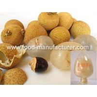 Freeze Dried Fruit Freeze Dried Longan Powder Manufactures