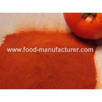 Freeze Dried Vegetables Powder Freeze Dried Tomato Powder Manufactures
