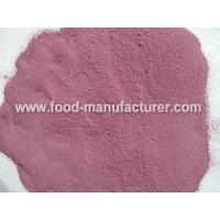 Freeze Dried Vegetables Powder Freeze Dried Sweet Potato Powder Manufactures