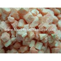 China Freeze Dried Vegetables Freeze Dried Tomato Dices on sale
