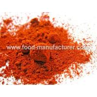 China Freeze Dried Vegetables Powder Freeze Dried Paprika Powder on sale