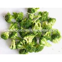 Buy cheap Freeze Dried Vegetables Freeze Dried Broccoli Florets from wholesalers