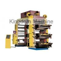 High Speed 6 color Flexo Printing Machine Manufactures