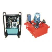 China Electrically Operated Hydraulic Power Packs (Portable Type) 700 KG/CM2 on sale