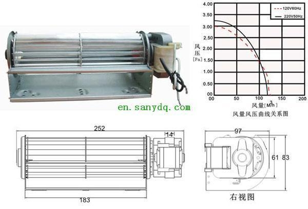 Static Pressure Blower : Low static pressure type air blowers of okeychemical