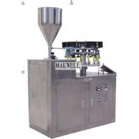Quality MWS-1 Metallic Tube Filling & Sealing Machine for sale