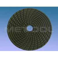 Quality Spiral Wet Flexible Polishing Pad for sale