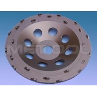Buy cheap PCD Grinding Cup Wheels MCWP from wholesalers