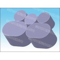 China Ceramic Honeycomb for Catalyst Substrate / Catalyst Carrier on sale