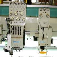 Richrui Special Embroidery Machine Coiling / Tuft Embroidery Machinery Manufactures