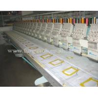 Flat Computerized Embroidery machine(920) Manufactures