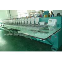 Flat Computerized Embroidery machine(921) Manufactures