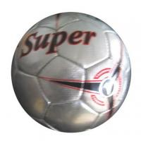 China PU Laser Hand Stitched Soccer Ball-SO904 on sale