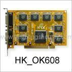 8ch audio and video DVR card Manufactures