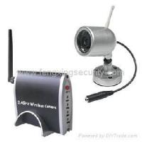 2.4GHz Wireless IR Camera Kit CCD/CMOS Manufactures