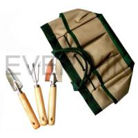 China EWPT058 Item: garden tool bag with 3pc garden tool set on sale