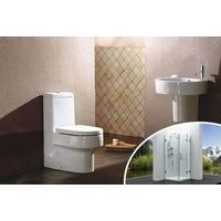 China Zone Artist shower enclosure suite package - SuitePackage on sale