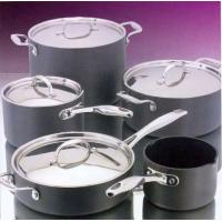Stellar Hard Anodised Non-Stick Cookware Manufactures