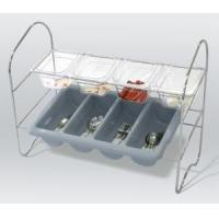 Chrome Cutlery And Condiment Dispense Manufactures