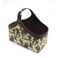 Buy cheap Snowflake canvas Basket from wholesalers