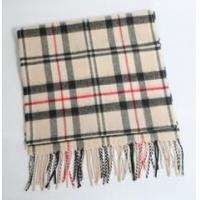 100% brushed Merino Scarf - Beige, red, Green 29.90 Manufactures