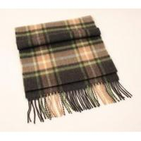 100% brushed Merino Scarf - Brown, Sand 29.90 Manufactures