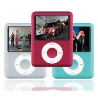 Ipod Nano MP4 Player Generation 3 Manufactures