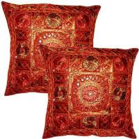 China EXOTIC HAND EMBROIDERED CUSHION COVERS on sale