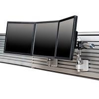9169-3 - ArcView - Triple monitor beam and mounting pole Manufactures
