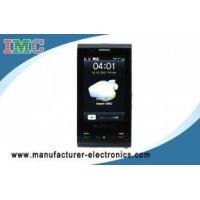 WIFI TV dual sim mobile with FM MP3 MP4(IMC-F806WT) Manufactures