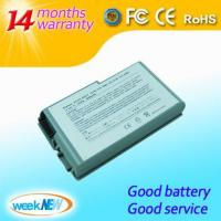 China DELL D600 Laptop Battery on sale