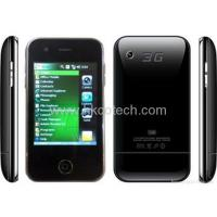 Buy cheap W99+ Quad Band WiFi JAVA Unlocked Windows 6.1 Mobile Phone from wholesalers